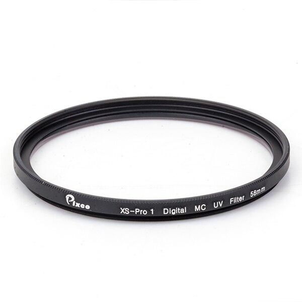 Pixco XS Pro1 58mm/67mm/62mm/40.5mm/46mm/72mm/77mm/82mm /55mm Digital Multi Coated MC UV filter