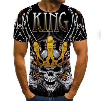 2020  3D Printed T-shirt  Men  Women tshirt short Sleeve Casual Fashion High Quality Clothing tees Tops 4