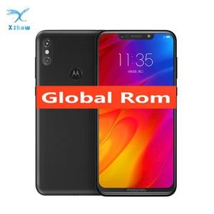 "Image 1 - Motorola smartphone moto p30 note, telefone celular, rom global, 6gb, 64gb, tela 6.2 ""1080p, snapdragon 636, octa core, 16.0mp + 5.0mp 5000mah telemóvel"