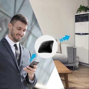 Image 5 - 2020 Broadlink RM4 pro/Bestcon RM4C mini Universele IR  RF Afstandsbediening Compatibel Alexa Google assistent Voor AC