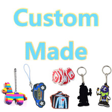 Shoe-Decoration Customize Shoe-Buckle Charms-Your-Own-Design Kids Cartoon Gift PVC Business-Logo