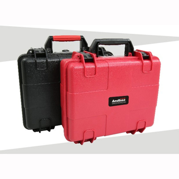 Tool case toolbox suitcase Impact resistant sealed waterproof safety case 280*246*106mm equipment box case with pre-cut foam