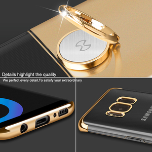 Image 5 - For Samsung Galaxy S8+ Case чехол Xundd Luxury Finger Ring Buckle Holder Cover for Samsung S9 Case for Samsung Note 9