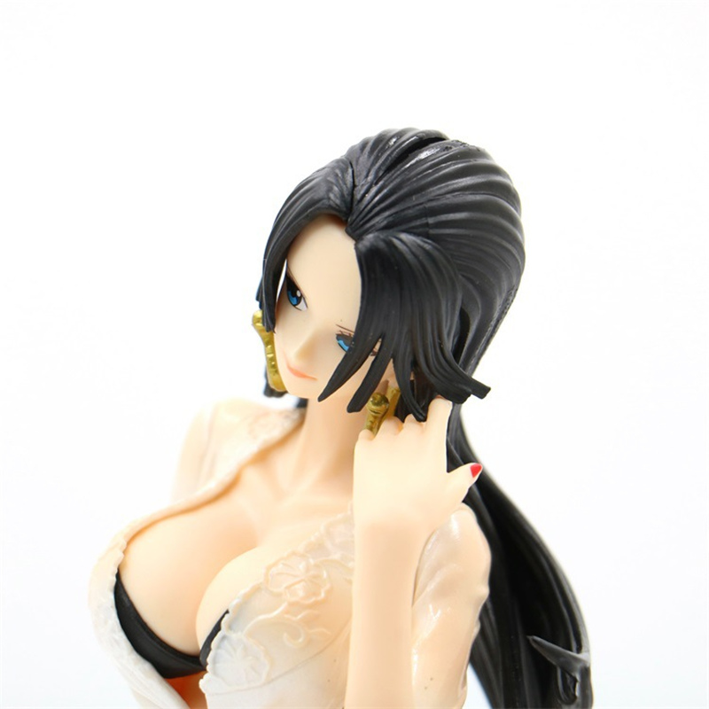 Anime One Piece Master Stars Piece Hankook Female Emperor Swimsuit Bikini Boxed PVC Action Figure Collection Model Toy 1