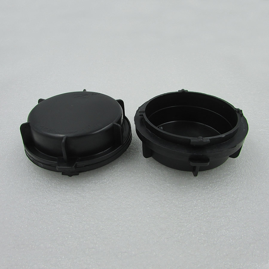 1pcs For Kia K3 Sportage R Waterproof Dustproof Cover Sealing Cover Cover In The Low Beam Headlights Rear Cover PP Material
