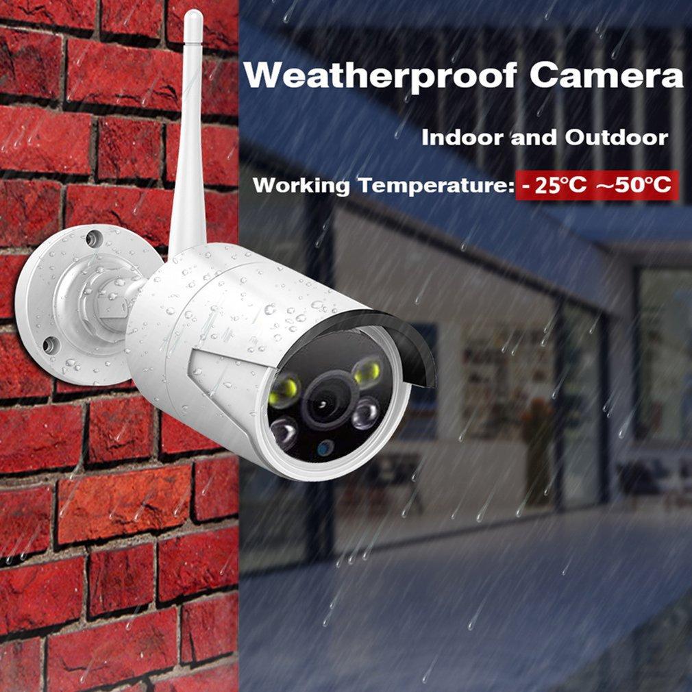 Neue Drahtlose CCTV System 720P 1080P 2MP NVR IP IR-CUT outdoor CCTV Kamera IP Security System Video Überwachung kit