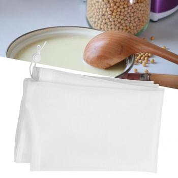 Piwo domowe warzenie warzenie worek filtracyjny na domowe warzenie słodu Mash sitko narzędzie trwałe akcesoria kuchenne tanie i dobre opinie Albeey CN (pochodzenie) Filtry lejki i Imbryk