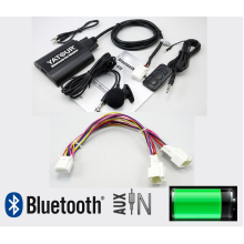 Car-Bluetooth-Adapter A2DP Yatour Bta Smart-Phone Hands-Free Toyota Lexus Y-Cable Music