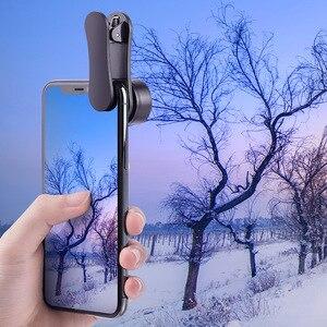 Image 5 - Камера для мобильного телефона KUULAA 4K HD, комплект объективов 3 в 1, широкоугольный объектив, макрообъектив «рыбий глаз» для iPhone 11 Pro Max Huawei P20 Pro Samsung