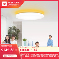 Yeelight JIAOYUE 650 LED Smart Ceil Light WiFi/ Bluetooth/ APP Smart Control Surrounding Ambient Ceiling Light 200 240V 50W