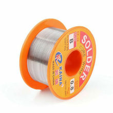 63/37 0.8mm Tin Lead Rosin Core Solder Flux Soldering Welding Iron Wire Reel High Quality Solder Wire50g 5 boxes laoa 2m 63% tin lead solder core flux soldering welding solder wire spool reel 1 00mm with rosin