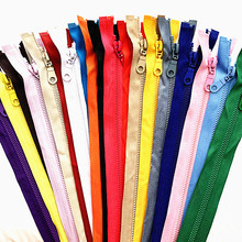 Plastic Zipper Detachable Sewing-Suit Resin for 2-5pieces-5 25-70cm Ecological-Locking