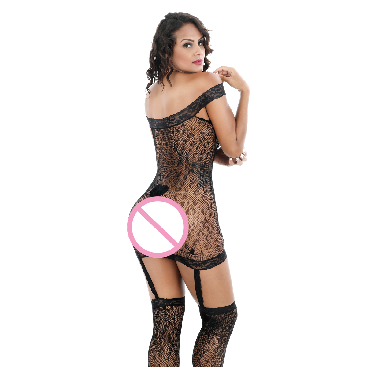 9 Style Leopard Women Sexy Lingerie Hot Plus Size Porn Intimates Underwear Sex Costumes Open Crotch Lingerie Exotic Apparel