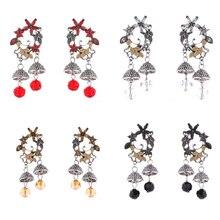 New Korean Heart Statement Drop Earrings 2020 for Women Fashion Vintage Geometric Acrylic Dangle Hanging Earring Jewelry. designer earring for women luxury long acrylic dangle earring beach statement shell geometric drop earrings fashion jewelry 2020