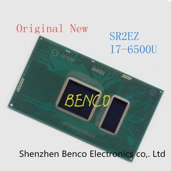 100% Gunuine New i7-6500U SR2EZ i7 6500U CPU Chip  BGA Chipset