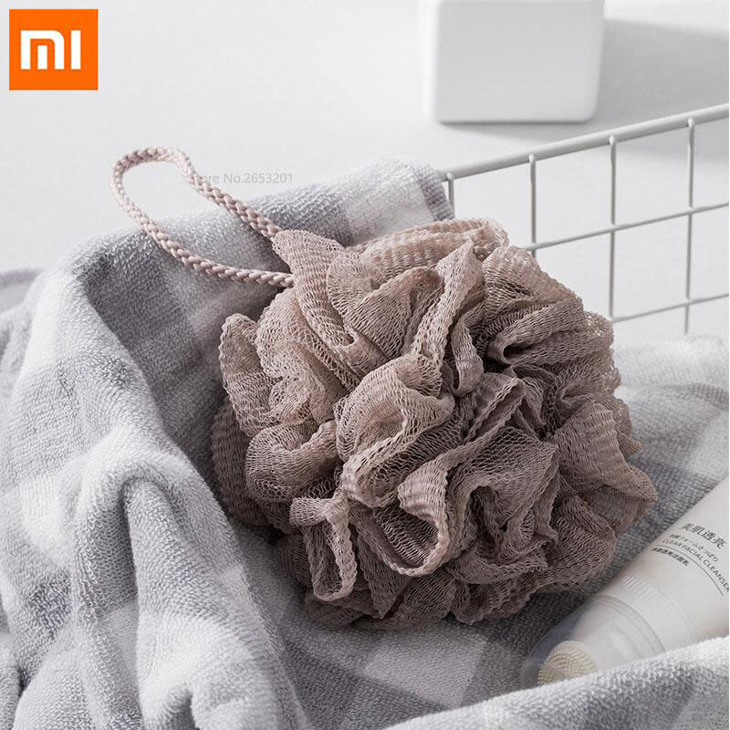 Xiaomi Bathing Ball Large Bathing Ball Bath Flower Bathing Back Foaming Bathing Bathing Flower Smart Home  JORDAN&JUDY
