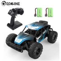 EACHINE EC16 1/16 RC Off-Road Lkw 2WD Fernbedienung Hohe Geschwindigkeit 45 Minuten 2,4 Ghz 20 km/h Alle-gelände Wasserdicht Spielzeug Für Kinder