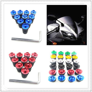Motorcycle Windscreen Windshield Bolts Screws for Ducati Panigale 1199 S TRicoloR 1299 R 899 959 SS1000