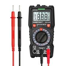 Habotest-multimètre numérique Mini CE CAT III HT113A, à transistor, pour Tester multimètre, professionnel