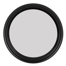 Регулируемый Фильтр ND для объектива ND2-400 Фейдер нейтральной плотности для камер Canon 49 мм 52 мм 55 мм 58 мм 62 мм 67 мм 72 мм 77 мм 82 мм