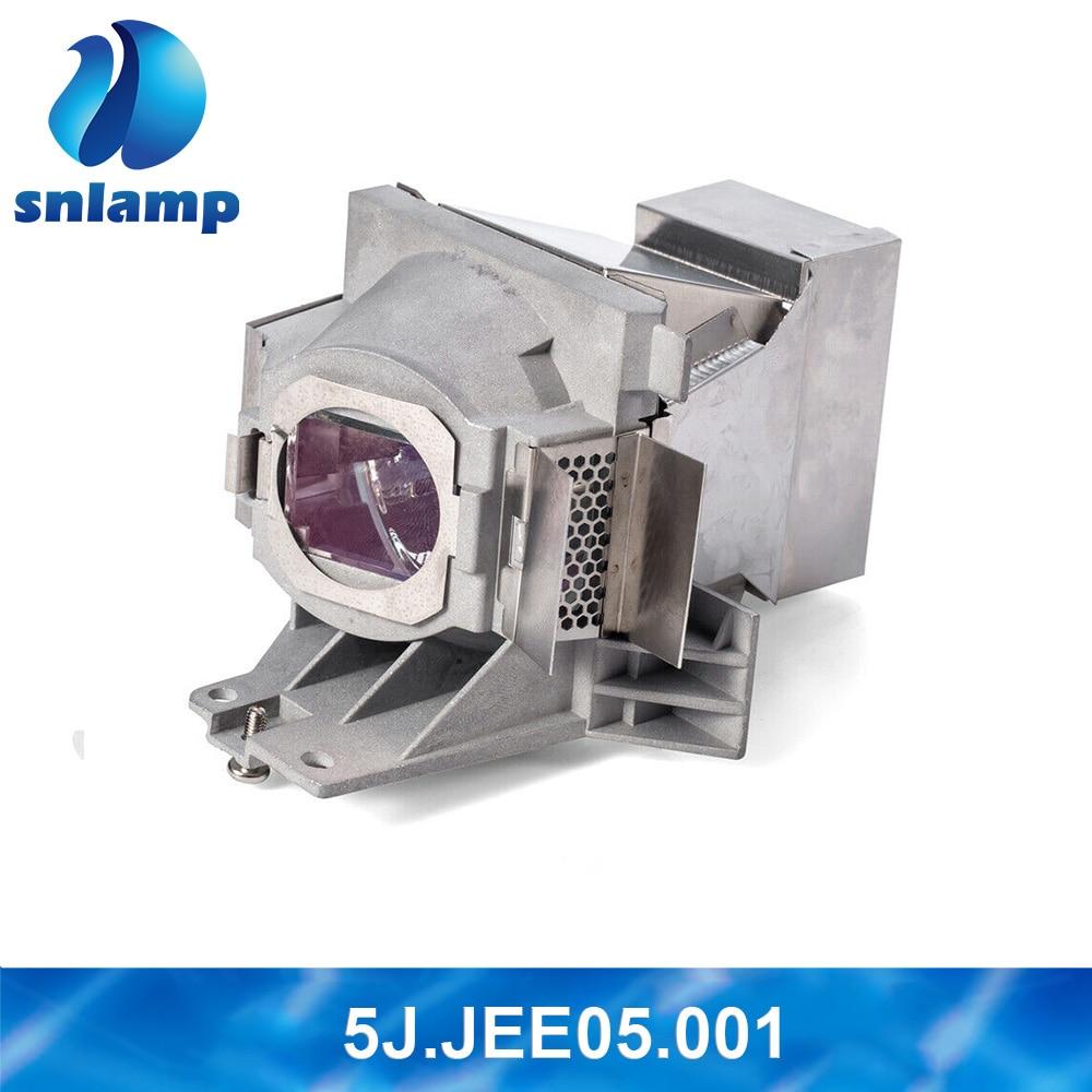 100% NUOVO Originale 5J. JEE05.001 Lampada Del Proiettore Della Lampadina P VIP 240/0. 8 E20.9 per BenQ W1110/W2000/HT2050/HT3050/W1400/W1500 - 1