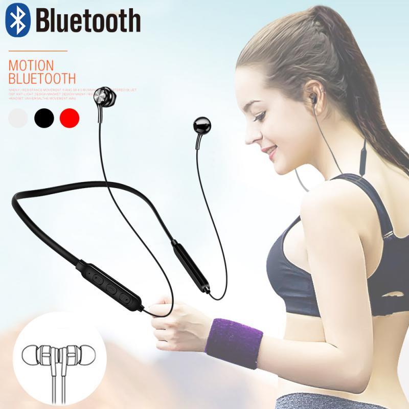 2019 New Headphones G503 Wireless Sports Bluetooth Headset IP67 Long Wear Smart Magnetic Suction