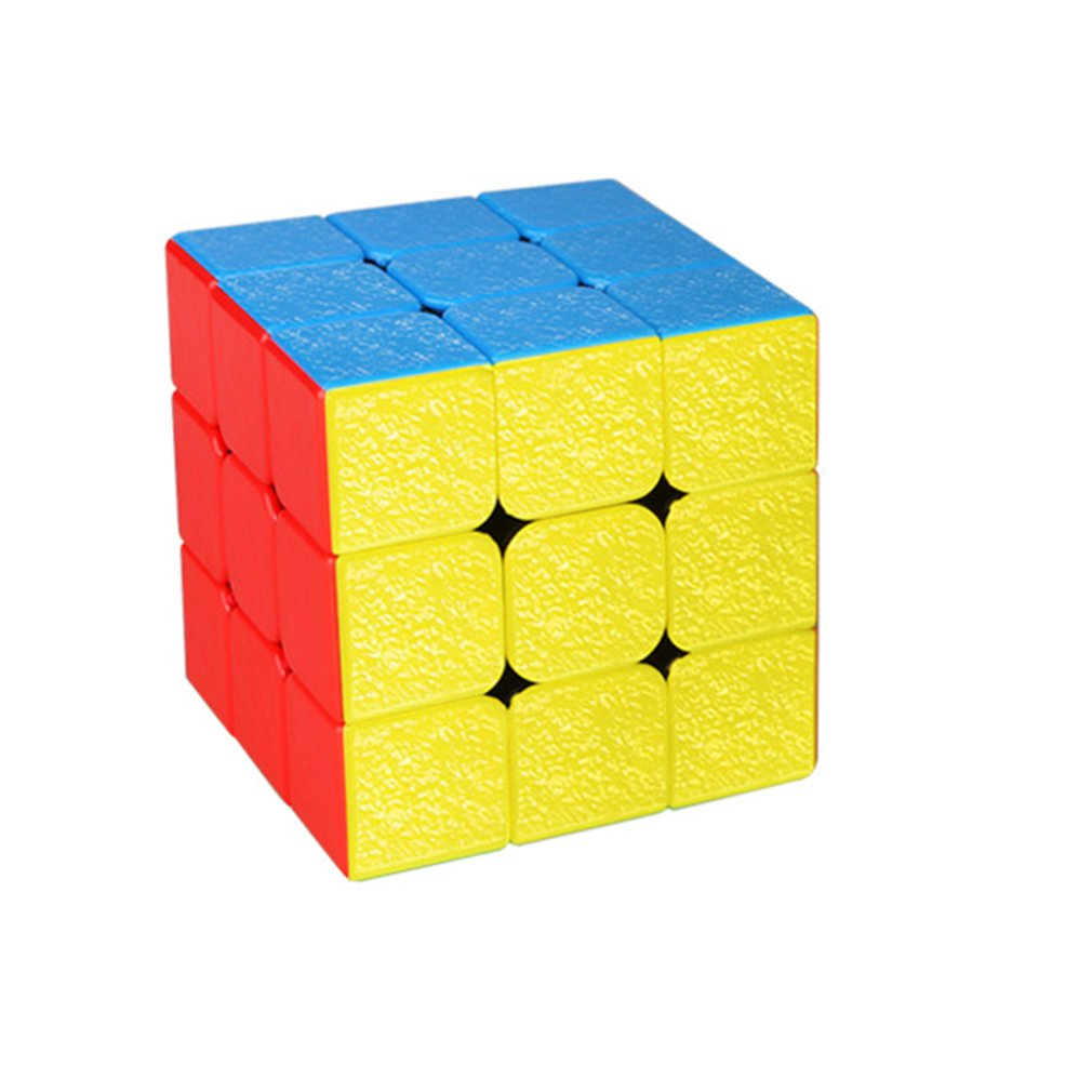 Classic Toys 3x3x3 5.7CM Speed For colorful Magic Cube Puzzle Cubo Magico Sticker For Children  Educational Toy