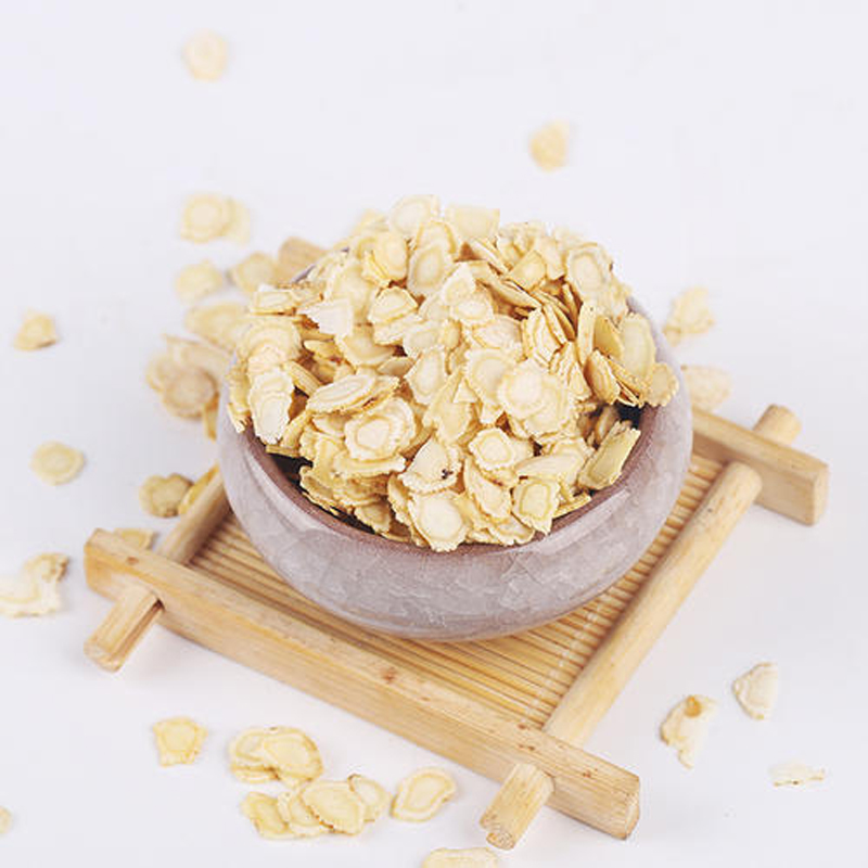 Chinese Natural Wild  Dried American Ginseng Root Slices Changbai Mountain Ginseng Root Slices