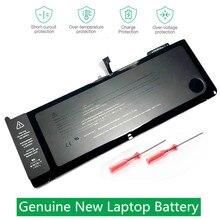 New Original A1382 Bateria Do Portátil para Apple MacBook Pro 15