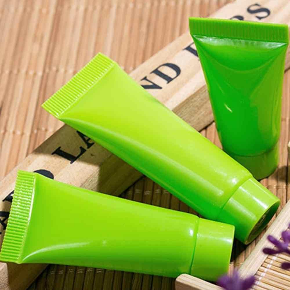 5ml 10ml Tubes de crème colorés contenants de Lotion cosmétique voyage échantillon bouteilles vides