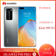 Global Huawei P40 Pro 5G Mobile Phone 6.