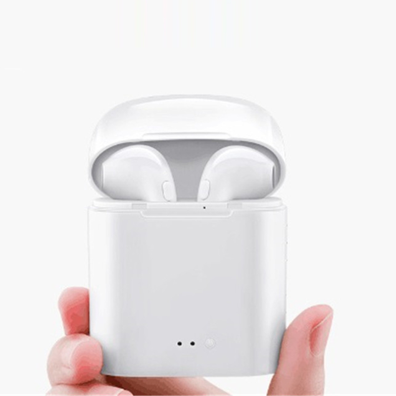 Bluetooth Earphones With Charge Box For Samsung A50 Xiaomi Mi 9T Redmi 6A 6 Pro 7 7A Blackview A60 Umidigi A5 Pro Headphones (11)