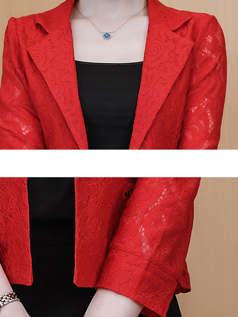 Jackets for Women 2021 Black White Woman Jacket Cardigan Short Jacket Coat Women 3XL 4XL  Jacket Women Jackets D539 5