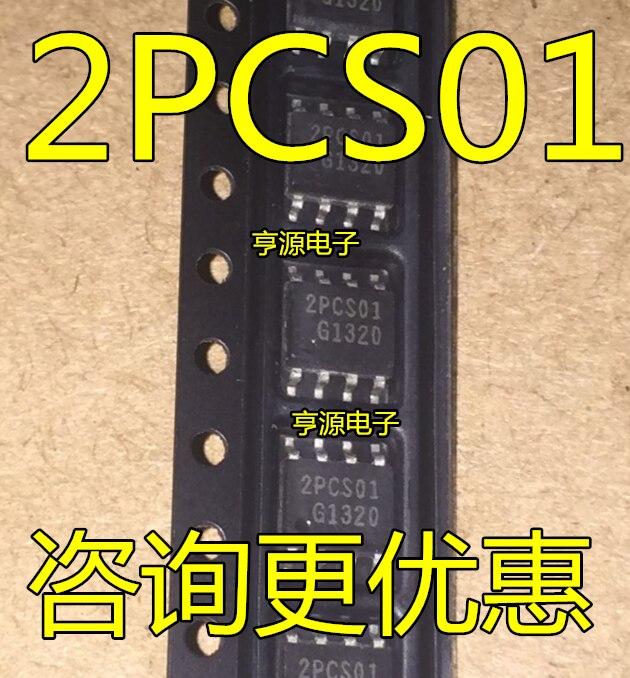 10 шт. ICE2PCS01 ICE2PCS01G pcs01 2 новая гарантия качества