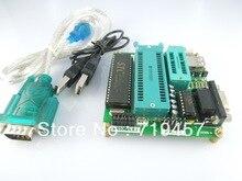 Livraison gratuite Usb mouth 51 microcontrôleur programmeur ep51 brûleur at89 stc série de double usage