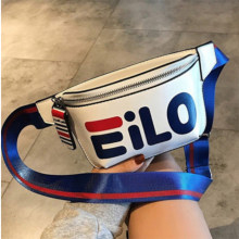 New User BONUS 2019 new fashion PU leather wallet ladies pocket letter EXIT pockets ladies chest bag handbag(China)
