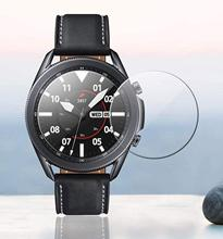 Screen Protector For Samsung Gear S3 Frontier S2 Sport 9H 2 5D Tempered Film Galaxy Watch 46mm 42mm 3 45mm 41mm Glass cheap NoEnName_Null CN(Origin) Ultra-thin Tempered Glass Tempered glass For samsung Galaxy Watch case for samsung gear s3 frontier classic