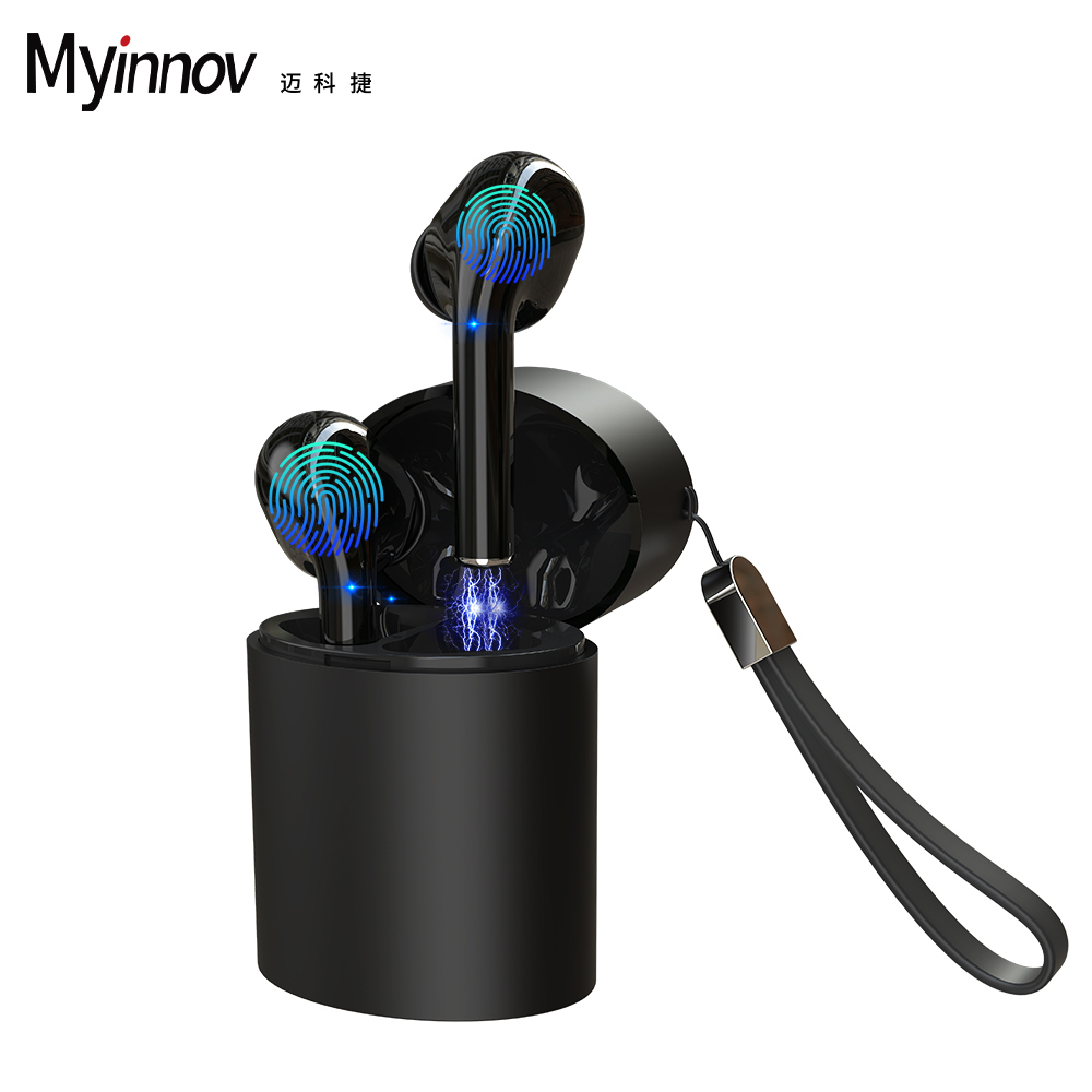 2020 Mini TWS M5 Stereo Hands Free Wireless Earphone Bluetooth Microphone Headset for All Smartphones of Xiaomi Samsung Apple