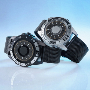 Image 3 - EUTOUR Magnetic Watch Quartz Men Waterproof Watch Ball Show Fashion Casual Magnet Wrist Watches erkek kol saati 2020 drop ship