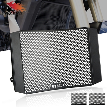 For Triumph Street Triple/R 2009-2013 2012 2011 2010 treet Triple 675/675R 2013 Aluminum Motorcycle Radiator Grille Guard Cover for triumph street triple r s rs 2017 2018 2019 2020 streettriple streettriplers radiator grille guard protector cover motorbike