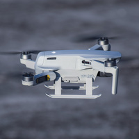 Быстросъемные комплекты шасси для DJI Mavic Mini Drone, расширитель высоты, длинные ноги, защита для ног, подставка, карданный держатель, аксессуар 1