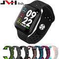 Nuovo Iwo10 F8 Smartwatch IP67 Impermeabile Frequenza Cardiaca Pressione Sanguigna Delle Donne Degli Uomini di Sport Intelligente Orologio Intelligente Braccialetto per Android Ios