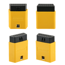 4pcs AUTOOL 16 Pin Scanner Launch OBD2 II ODB 2 Adapter Extension Universal Exte