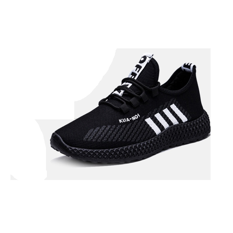 New Breathable Men Shoes Men Loafers Running Shoes Tenis Masculino Air Mesh  Sneakers Casual Shoes 36 To 44 Size