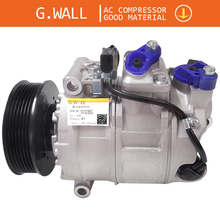 For A/C Air Conditioning Cooling AC Compressor Bentley CON-TINENTAL FLYING SPUR 6.0 4471907590 4471708686 3B0820803C 3W0820803