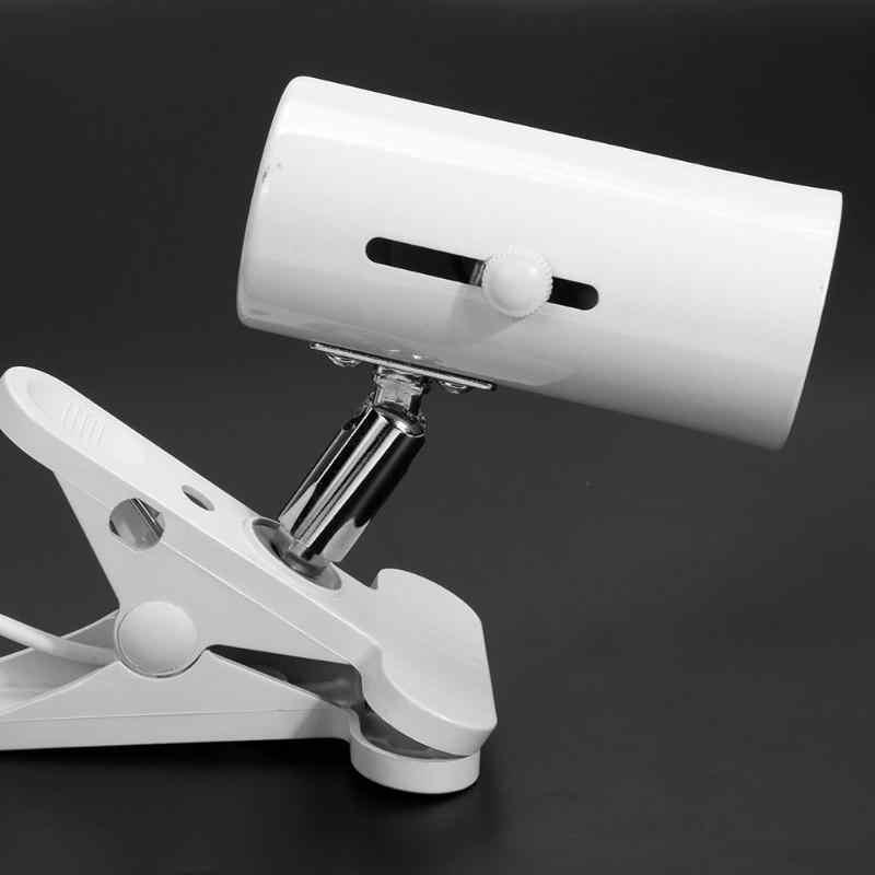 Alüminyum alaşımlı Homekit lamba tutucu E27 soket standı sürüngen Pet seramik kızılötesi ısı yayıcı lamba ışık aksesuarı abd Plug