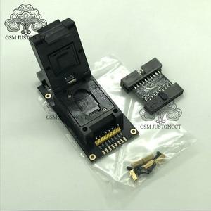 Image 3 - UFS BGA 254 Sockets Adapter for easy jtag plus box