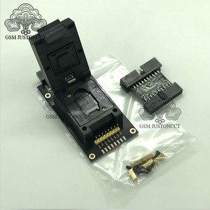 Image 3 - Ufs bga 254 soquetes adaptador para fácil jtag mais caixa