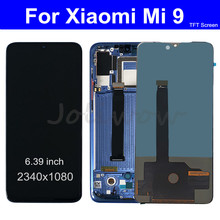 6.39'' TFT Screen For Xiaomi mi 9 LCD Display Touch Screen mi9 lcd display with frame Digitizer Assembly for xiaomi Mi 9 display цена 2017