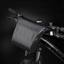 3 типа водонепроницаемая велосипедная сумка для велосипеда передняя